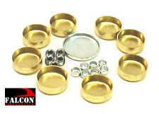 Brass Freeze/Expansion/Frost Plug Kit Ford 221/260/289/302/351W
