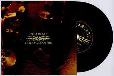 """CLEARLAKE Good Clean Fun 2005 UK Domino vinyl 7"""" NEW"""
