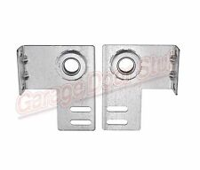 Garage Door End Bearing Plates With Bearings - 1 Pair