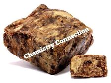 Raw African Black Soap Organic Import with Palm Kernel and Cocoa Oil 10 Lb