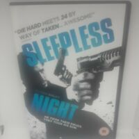 Sleepless Night (aka Nuit Blanche) (DVD) Tomer Sisley, Serge Raiboukine
