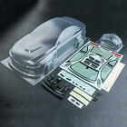 NEW MST 720011 E92 body (clear) #720011