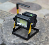 50W 36 LED Rechargeable Portable Outdoor Camping Flood Light Spot Work Lamp Hot