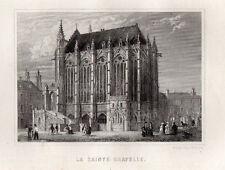 PARIS ANCIEN & HISTORIQUE / LA SORBONNE
