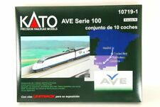 KATO N-Scale 10719-1 AVE Serie 100 10 car Set with Display UNITRACK RARE!!