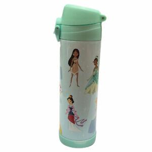 Pottery Barn Princess Water Bottle Disney Kids Aqua Insulated School Thermos