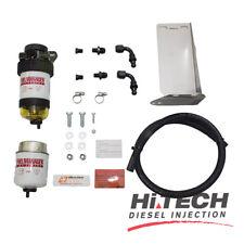 Mitsubishi Triton MQ Diesel Fuel Filter Kit FM629DPK2MIC (Fuel Manager) 2 MICRON