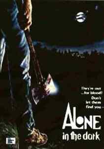 Alone in the Dark 1982 Horror Jack Palance, Donald Pleasence, Martin Landau DVD