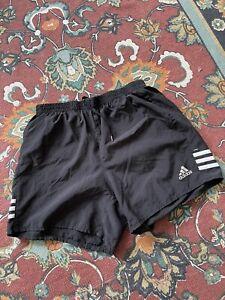 adidas response 5 inch running shorts mens medium