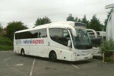 ex Veolia Birmingham NXL20 YN05WK National Express 6x4 Quality Bus & Coach Photo