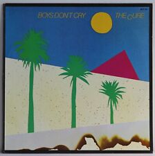 "The Cure ""Boys Don't Cry"" Original Aussie Stunn Label 1st press. 1979, Excellent"