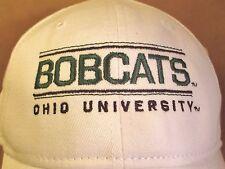 Ohio Bobcats Hat Cap University NCAA USA Embroidery Unisex New