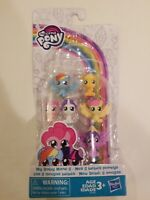 my Little Pony, My Baby Mane 6, Mini Figure Pack, New, Factory Sealed, By Hasbro