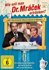 WIE SOLL MAN DR.MRACEK ERTRÄNKEN?/DAS ENDE DER WASSERMÄNNER IN BÖHMEN  DVD NEU