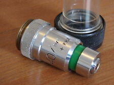 Cased Vickers Microscope Phase objective 40x/0.70 + PH.2 - excellent quality