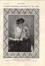 1906 Miss Ellen Terry Captain Brassbounds Conversion