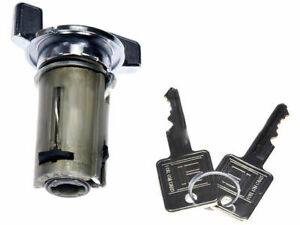 For 1988-1989 GMC P2500 Ignition Lock Cylinder Dorman 97365WB