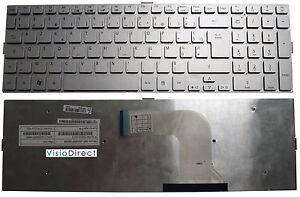 Clavier Français AZERTY pour ordinateur portable ACER Aspire 8943