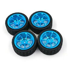 1:18 Remote Control Car Alloy Rims and Tires Wheels For Wltoys 1:18 A959