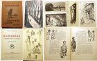 BARABBAS/L.DESCAVES ET STEINLEN/ED EUGENE REY/ 1914/NON COUPE/EO