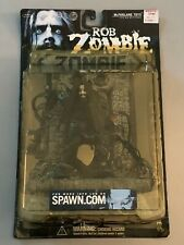 McFarlane Toys Rob Zombie figure Super Stage Figures 2000 with Custom Diorama