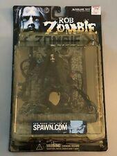McFarlane Toys Rob Zombie figure Super Stage Figures 2000 with Custom Diorama