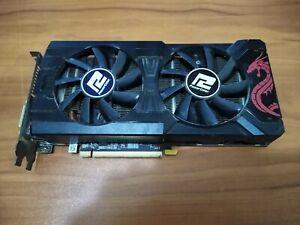 PowerColor AMD Radeon RX 570 4GB GPU VRAM Graphics Card PC Gaming