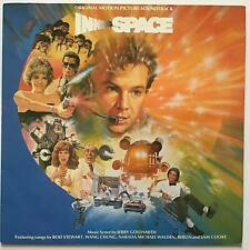 INNER SPACE Original Motion Picture Soundtrack Geffen UK 1987  Soundtrack LP