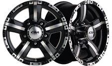 "16"" CSA Monster Wheels & All Terrain Tyre Hilux Triton Rodeo Prado Navara"