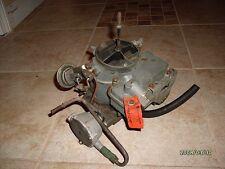 GM 2 Barrel Rochester Carburetor 17056116 Remanufactured Buick Olds Pontiac OEM