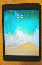 Apple iPad Mini 4 Wi-Fi & Cellular - 128GB Space Gray. Unlocked. Please read.