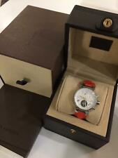 Louis Vuitton Tambour Lovely Cup Collection Chronograph watch Woman