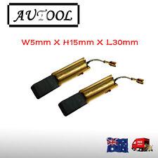 Carbon Brushes For MIELE WM4297412 W916 WT943  WSE5426 washing machine AU seller
