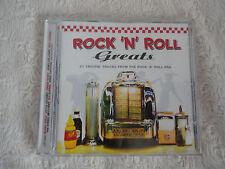 Various Artists - Rock 'N Roll Greats [Crimson] (2007)