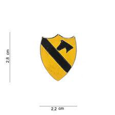 1st cavalleria divisione DISTINTIVO PIN US ARMY VIETNAM NAM USMC SEALS WWII