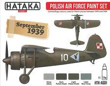 Hataka AS01 Polish Air Force paint set
