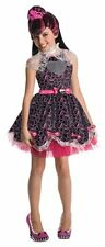 Monster High Sweet 1600 Deluxe Draculaura Costume, Small , New, Free Shipping