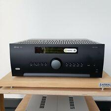 Arcam AVR 550 AV Receiver in Black (Pre-owned)