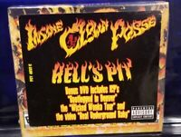Insane Clown Posse - Hell's Pit CD / DVD SEALED Wicked Wonka ICP 2004 twiztid