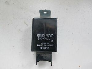 Control Unit Suzuki Jimny 1.3 16V 4WD Year 03 38650-65D00 G8D-702S