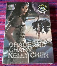 Kelly Chen ( 陳慧琳 ) ~ Grace And Charm  ( Hong Kong Press ) Cd