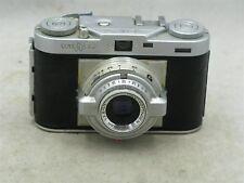 Wirgin Edixa II 35mm Rangefinder