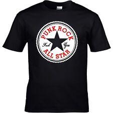 PUNKROCK ALLSTAR T-Shirt NEU S-XXL Punk Punkrock Oi Oi! Punkshirt Kult Converse