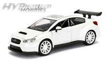 JADA 1:24 FAST & FURIOUS 8 MR. LITTLE NOBODY'S SUBARU WRX STI WHITE 98296