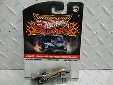 Hot Wheels Dragstrip Demons #6 Mogoose McEwen's English Leather Corvette