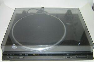 Technics SL-BD22 Semi-Automatic Belt-Drive Turntable for Parts/Repair
