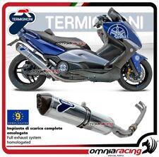 Termignoni RELEVANCE escape completo appr Yamaha Tmax 500 2001>2003/08>2011