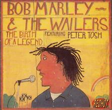 BOB MARLEY & THE WAILERS Birth of a Legend CD feat Peter Tosh Excellent Cond