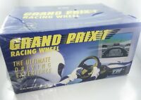 SEALED Grand Prix 1 Racing Steering Wheel ThrustMaster  Dos, Windows 3.X and 95