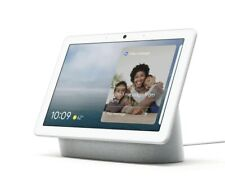 Google Nest Hub Max with Built-in Google Assistant - Chalk (GA00426-US)